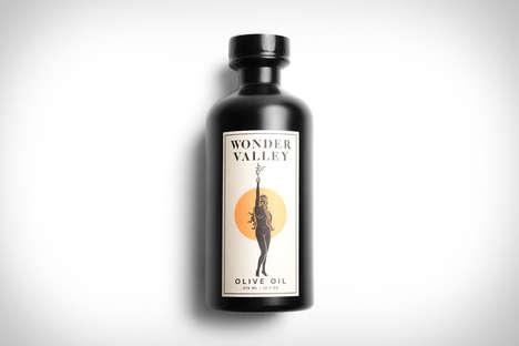 Artisanal Californian Olive Oils