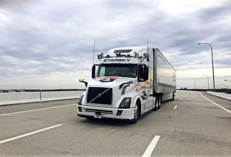 Autonomous Trucking Capacity Systems