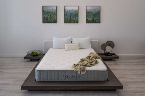 Eco-Friendly Hybrid Mattresses