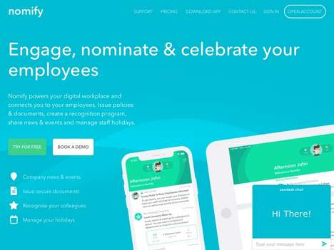 Engaging Employee Management Apps