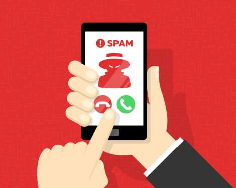 Spam-Detecting Call Systems