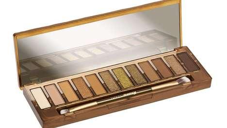 Honey-Hued Makeup Palettes