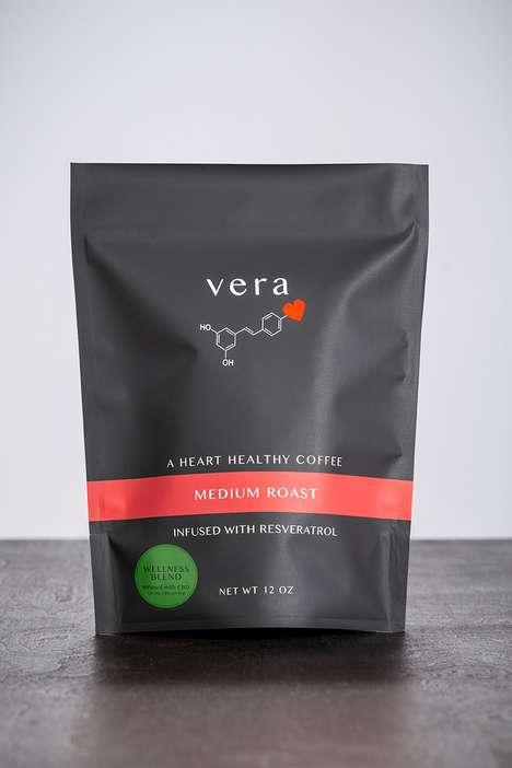CBD Heart-Healthy Coffees