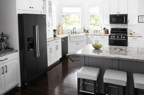 Cast Iron-Inspired Appliances