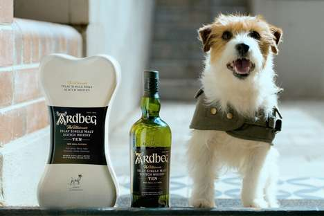 Dog-Centric Whisky Campaigns