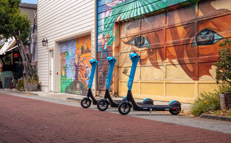 Waterproof Electric Scooters