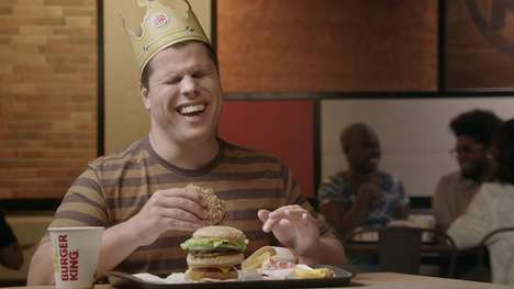 Inclusivity-Focused Burger Ads