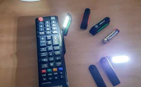 Remote-Illuminating Accessories
