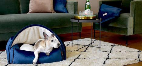 Den-Like Dog Beds