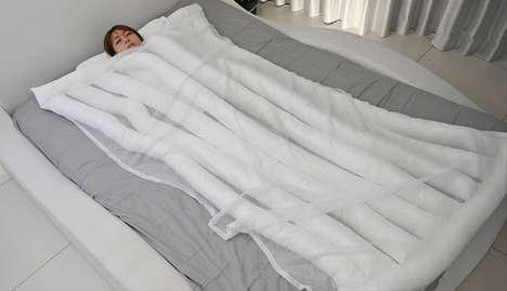 Noodle-Like Blankets