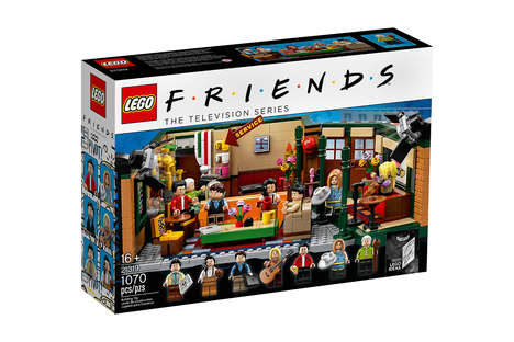 Sitcom-Themed Toy Releases