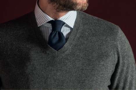 Antiperspirant Cashmere Sweaters