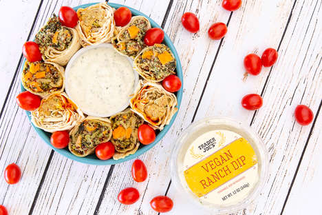 Plant-Based Ranch Dips