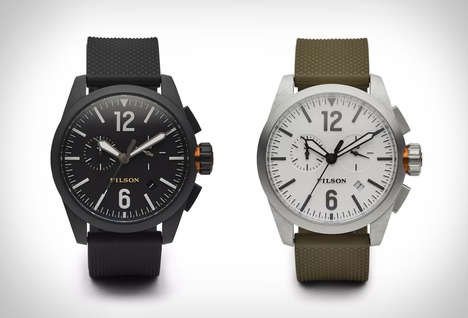 Tailored Outdoorsman Timepieces