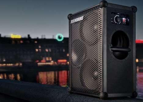 Expandable Prosumer Speaker Systems