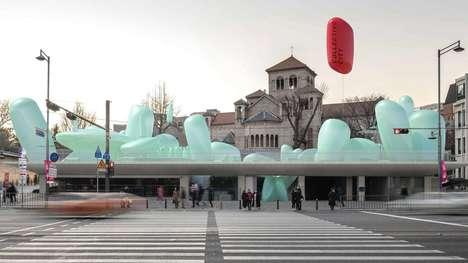 Inflatable Rooftop Gardens