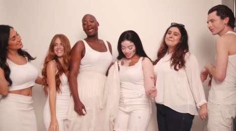 Celebratory Beauty Campaigns