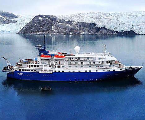 Antarctic Eclipse Cruises