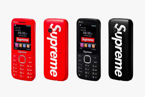 Fashion-Branded Cellphones