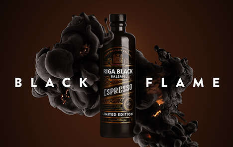 Coffee Extract-Infused Libations