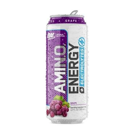 Sparkling Replenishing Drinks