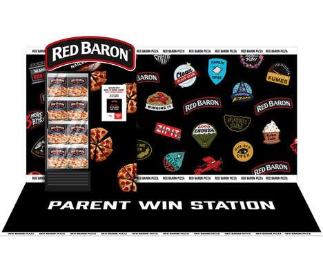 Parent-Targeted Pizza Freezers