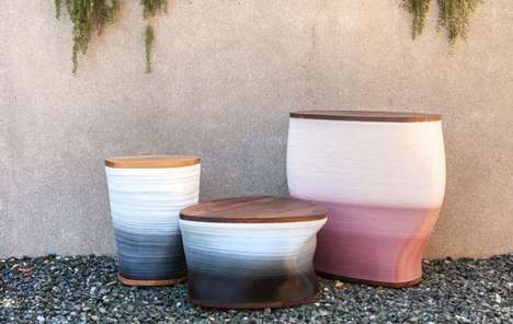 Sustainable Printed Decor Lines