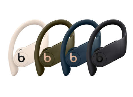 Earbud Color Expansions