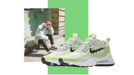 Mental Health Awareness Sneakers
