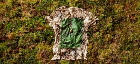 Biodegradable Plant-Based Shirts