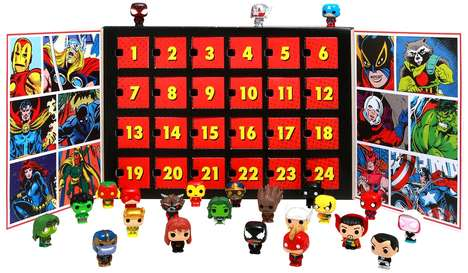 Collectible Toy Holiday Calendars