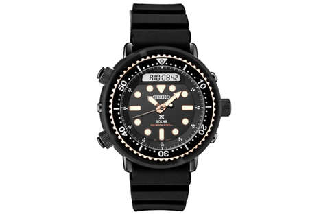 Iconic Diving Watch Redesigns