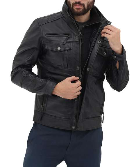 Luxury Premium Jacket Collections - Film Jackets Launches a New Premium Leather Jackets Line
