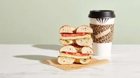 Plant-Based Egg Sandwiches