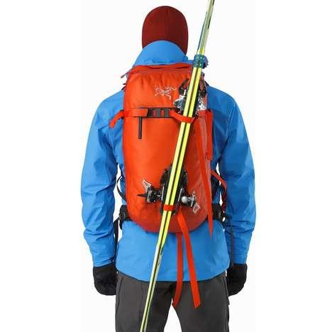Protective Winter Explorer Packs