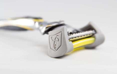 Razor Blade-Protecting Devices