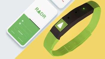 Friend-Finding Bluetooth Wristbands
