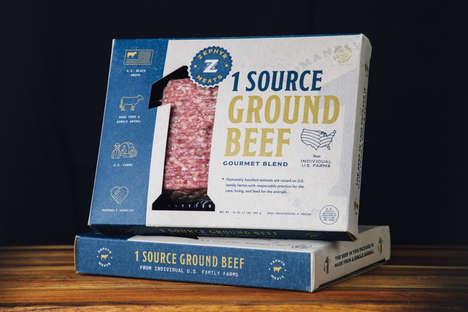 Single-Origin Beef Products
