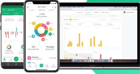 Simplified Financial Management Platforms
