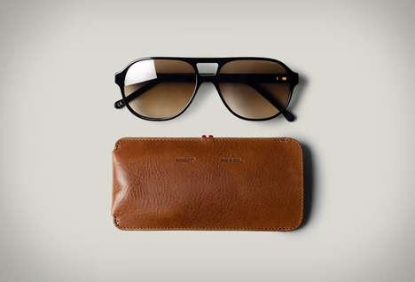 Leather Goods Brand Sunglasses