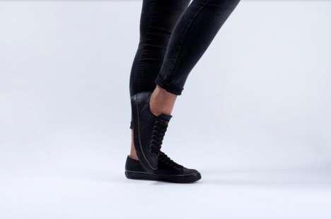 Bespoke Apple Leather Sneakers
