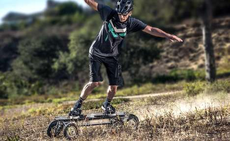 All-Terrain Electric Skateboards