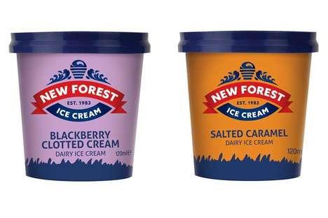 Snack-Sized Artisan Ice Creams