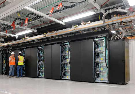 Space Program Supercomputers