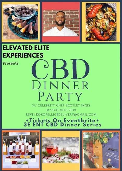 Artisan CBD Dinner Parties