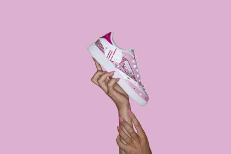 Voice-Activated Sneaker Drops