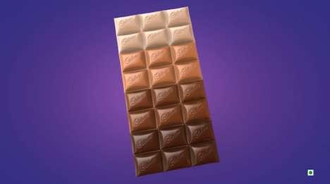 Diversity-Celebrating Chocolate Bars
