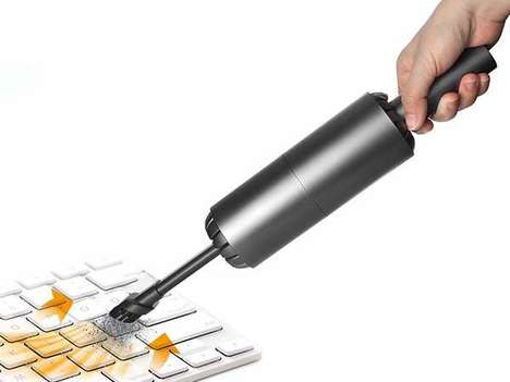 Dedicated Desktop Vacuums