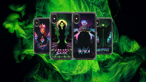 Durable Villain-Themed Cases