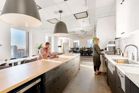 Bright Modular Coworking Spaces